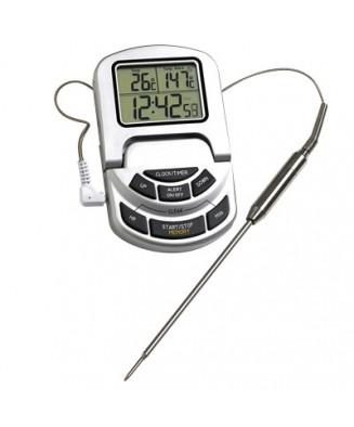 Thermomètre à four avec...