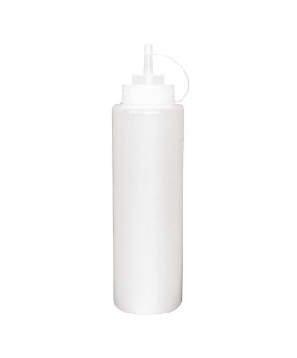 Flacon doseur blanc 0,6L